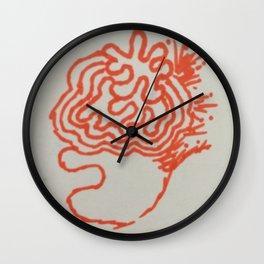 BrainBlast Wall Clock