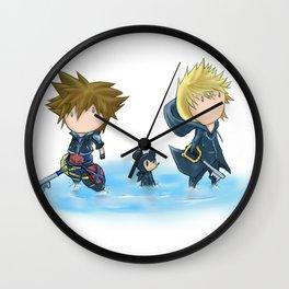 Kingdom Hearts Wall Clock