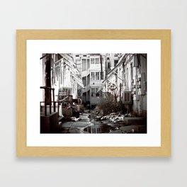 Moist Tart Framed Art Print
