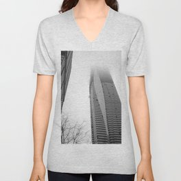 Blur Street West Unisex V-Neck
