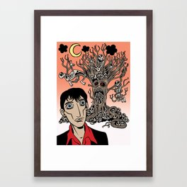 THE TREE OF US Framed Art Print