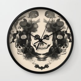 I See Everything Wall Clock