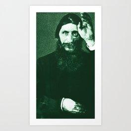 Rasputin 1 Art Print