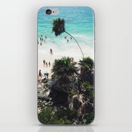 Playa Paraiso iPhone Skin