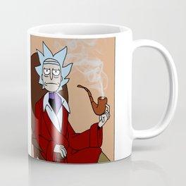 smoking jacket rick Coffee Mug