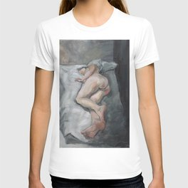 Anna Karenina is still hesitating T-shirt