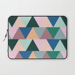Triangular Geometric Pattern Laptop Sleeve