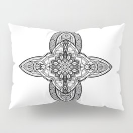 Lans' Cross - Contemporary Gothic Pillow Sham