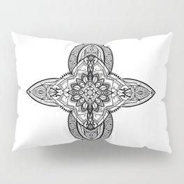 Lans' Cross - Contemporary Gothic Pillow Sham