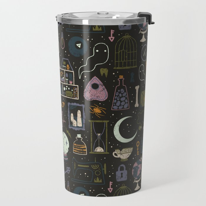 Haunted Attic Travel Mug