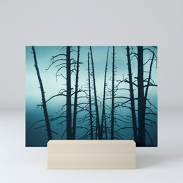 The Forest and the Apocalypse II Mini Art Print