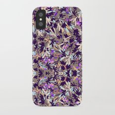 Wild Flora Slim Case iPhone X