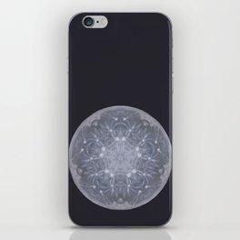 Snow Moon iPhone Skin