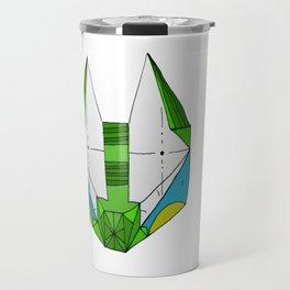 Space cat Joe Travel Mug