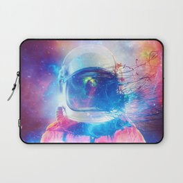 the Universe is in us Laptop Sleeve
