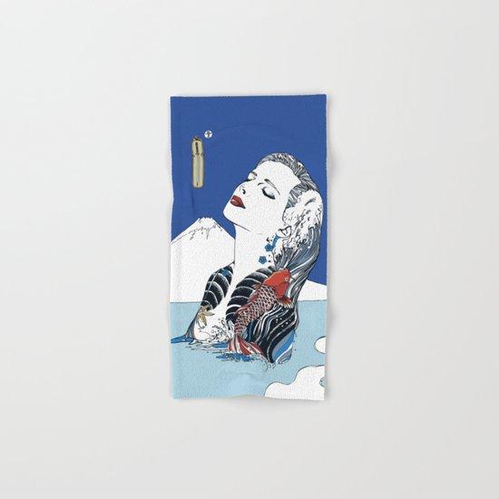 Onsen Hand & Bath Towel