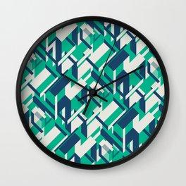 Isorinth 03 Wall Clock