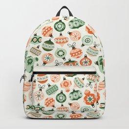 Vintage Ornaments Backpack