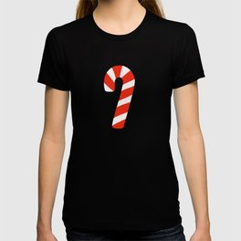 Candy Canes - Pink T-shirt