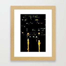 Urban Framed Art Print