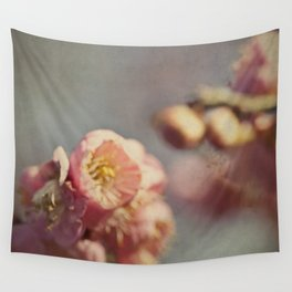 dream - flower photography with soft focus and blur Wall Tapestry