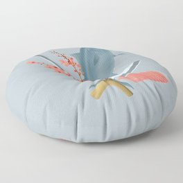 sushi chef Floor Pillow