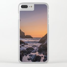 A Trinidad Night Clear iPhone Case