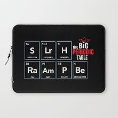 The Big (Bang) Periodic Table Laptop Sleeve