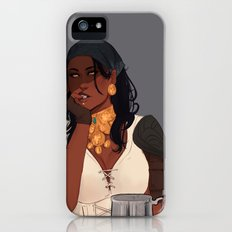Isabela - Dragon Age 2 iPhone (5, 5s) Slim Case