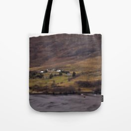New Years Day, one year in Ullapool. Tote Bag