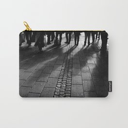 shadows in downtown Carry-All Pouch