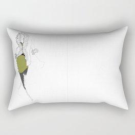 La Mode 2 Rectangular Pillow