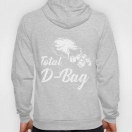 Dice Bag Dbag Role Playing Games Gift for Tabletop Gamer  Graphic Hoody