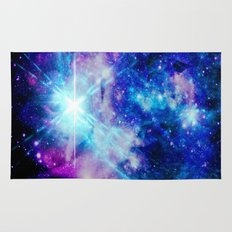 galaxy Nebula Star  Rug