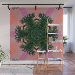 hearts of palm passion Wall Mural
