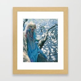 The Daughter of Cups Framed Art Print
