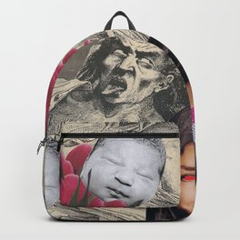 Are we all possessed? Backpack