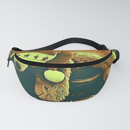 Arriving Trip Fanny Pack