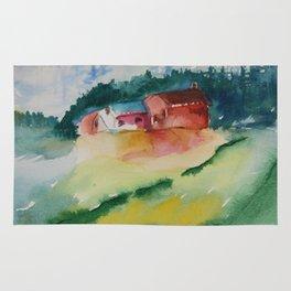 Bohemian Barn Rug
