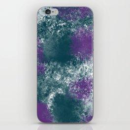 Mermaid Camouflage iPhone Skin