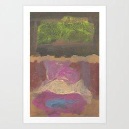 Dirty Water Art Print