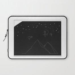 Dark Mountains Laptop Sleeve