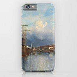 Batum 1881 By Lev Lagorio   Reproduction   Russian Romanticism Painter iPhone Case