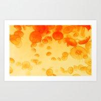 Jelly //3 Art Print