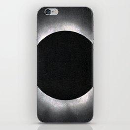Black Eclipse iPhone Skin