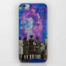 A Useful Discovery iPhone & iPod Skin