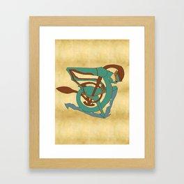 Celtic Hobyah Framed Art Print