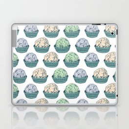 Candy chocolate truffles sketch Laptop & iPad Skin
