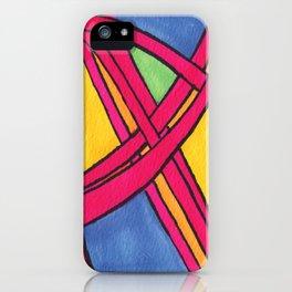 Intertwining iPhone Case