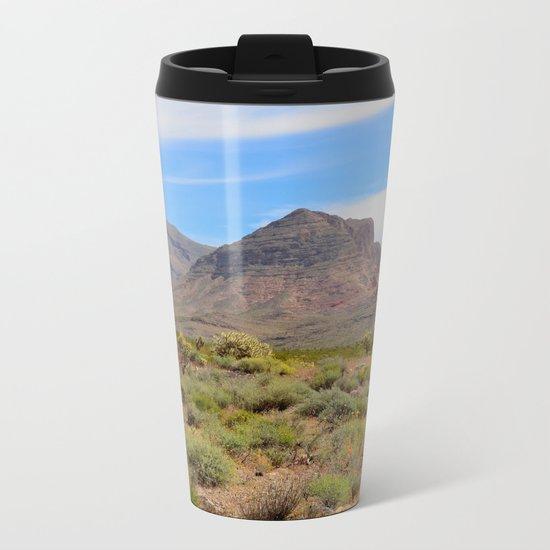 Painted Desert - II Metal Travel Mug